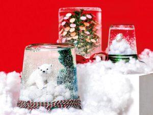 DIY kouzelná sněžítka!