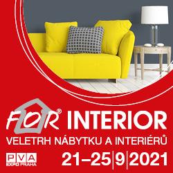 VELETRH FOR INTERIOR